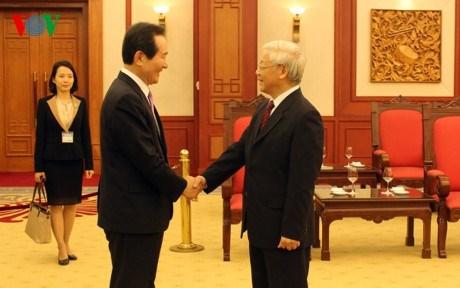 Developpement fructueux des relations Vietnam-Republique de Coree hinh anh 1