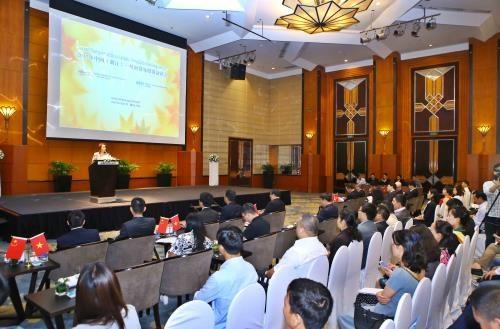 Les entreprises vietnamiennes et chinoises parlent business hinh anh 1