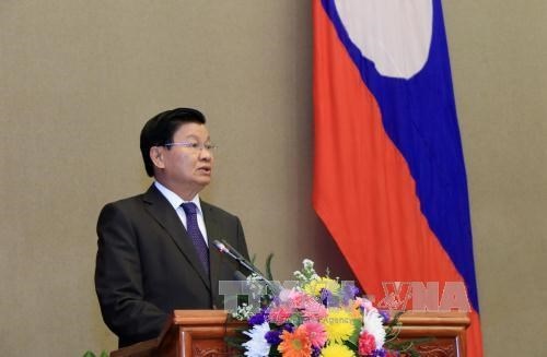 L'Assemblee nationale du Laos ouvre sa 3e session a Vientiane hinh anh 1