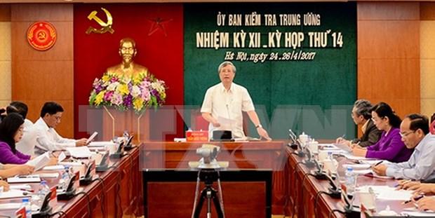 La Commission centrale de controle incrimine plusieurs officiels de PetroVietnam hinh anh 1