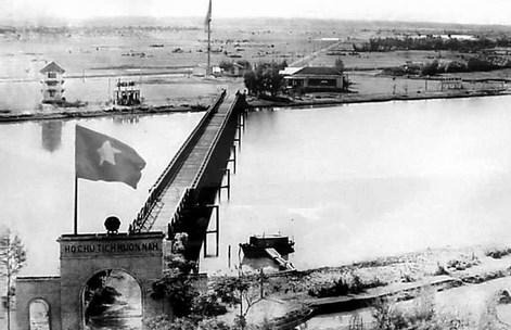 La province de Quang Tri hisse le drapeau de la reunification nationale hinh anh 2