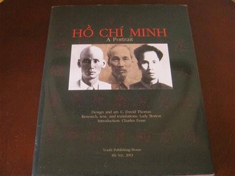 Une Americaine brosse le portrait de Ho Chi Minh hinh anh 2
