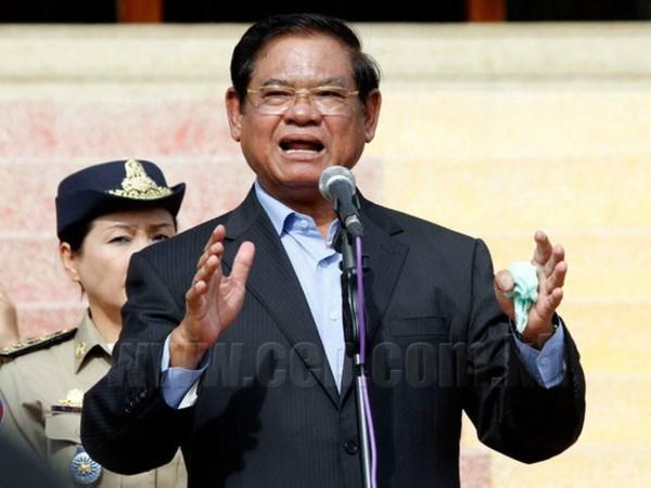 Le Cambodge affirme assurer la securite des elections communales hinh anh 1