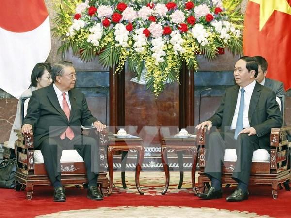 Le Vietnam considere le Japon comme un partenaire de premier plan hinh anh 1