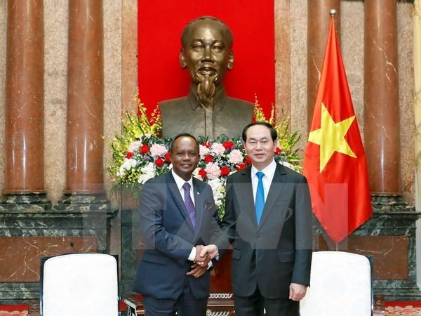 Vietnam et Madagascar renforcent la cooperation agricole hinh anh 1