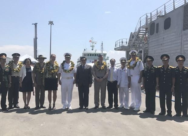 Le Partenariat du Pacifique 2017 debarque a Da Nang hinh anh 2