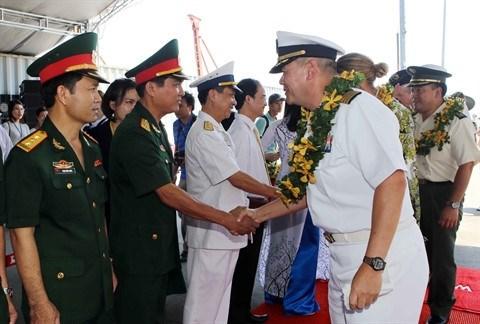 Le Partenariat du Pacifique 2017 debarque a Da Nang hinh anh 1