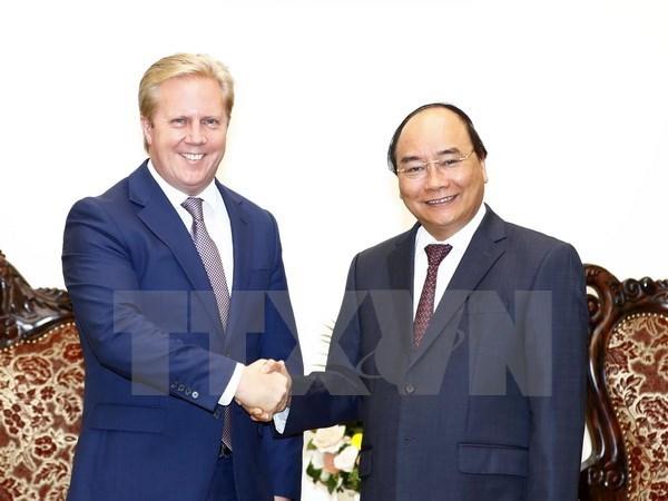 Le Vietnam et la Nouvelle-Zelande promeuvent des relations bilaterales hinh anh 1