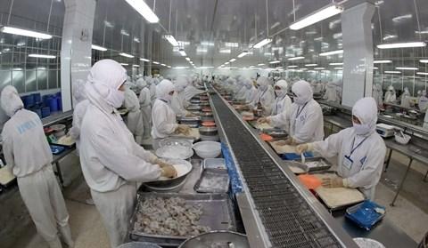 Le Vietnam met le paquet sur la competitivite des produits aquatiques hinh anh 1