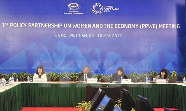 APEC: la SOM2 et des reunions connexes debutent a Hanoi hinh anh 1