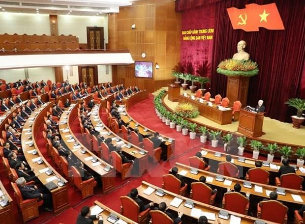 5eme Plenum du CC du PCV promulgue trois resolutions sur l'economie hinh anh 1
