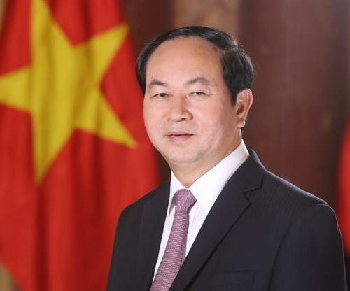 Le president Tran Dai Quang bientot en Chine pour renforcer les liens hinh anh 1