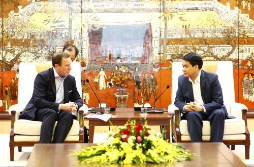 Hanoi deroulera le tapis rouge aux investisseurs etrangers hinh anh 1