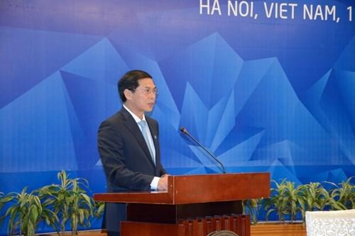 Ouverture de la conference du Consortium des centres d'etude de l'APEC hinh anh 1