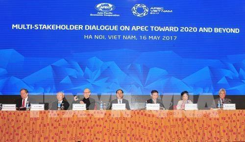 L'APEC dialogue sur sa vision vers 2020 et au-dela hinh anh 1