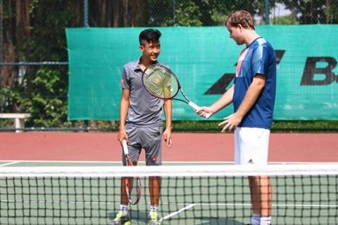 Tennis : De la generosite et du talent hinh anh 1