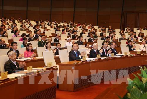 Le gouvernement appelle a oeuvrer pour atteindre les objectifs socio-economiques hinh anh 2