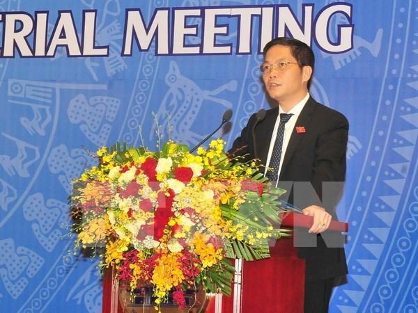 L'ASEAN et six pays partenaires reunis sur le RCEP a Hanoi hinh anh 1