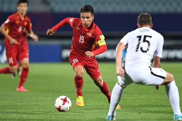 Mondial U20 : le Vietnam debute par un nul prometteur hinh anh 1