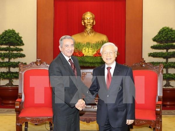 Vietnam et Cuba renforcent l'echange des experiences theoriques hinh anh 1