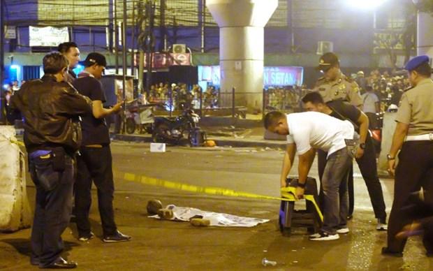 Attentats a Jakarta : aucun Vietnamien parmi les victimes hinh anh 1