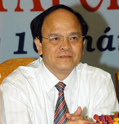 L'ex-secretaire du Comite du Parti de Binh Dinh rappele a l'ordre hinh anh 1