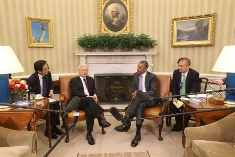Le PM Nguyen Xuan Phuc aux Etats-Unis pour continuer d'impulser les liens hinh anh 2