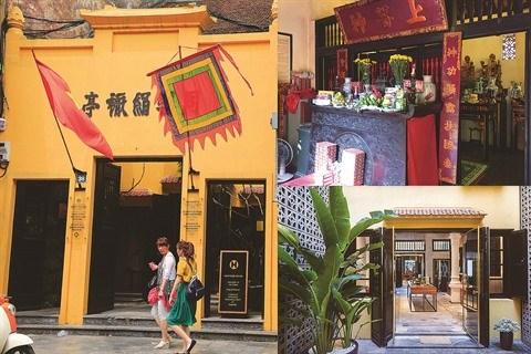 La maison commune de Dong Lac fait sa mue et seduit a Hanoi hinh anh 1