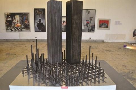 Le Festival des beaux-arts des jeunes artistes donne rendez-vous a Hanoi hinh anh 1
