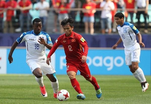 Mondial U20 : Le Vietnam n'ira pas plus loin mais entre dans l'Histoire hinh anh 1