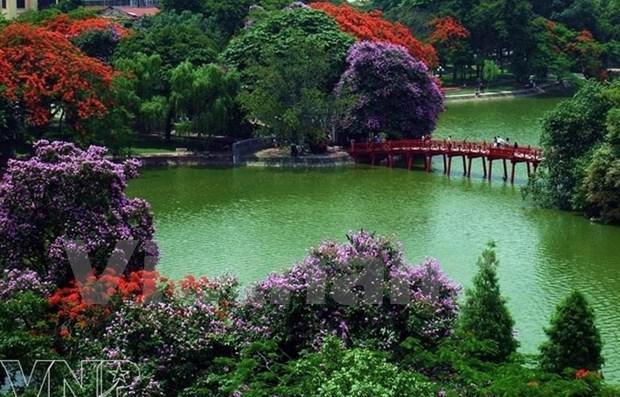 Hanoi veut faire du tourisme un fer de lance de son economie hinh anh 1