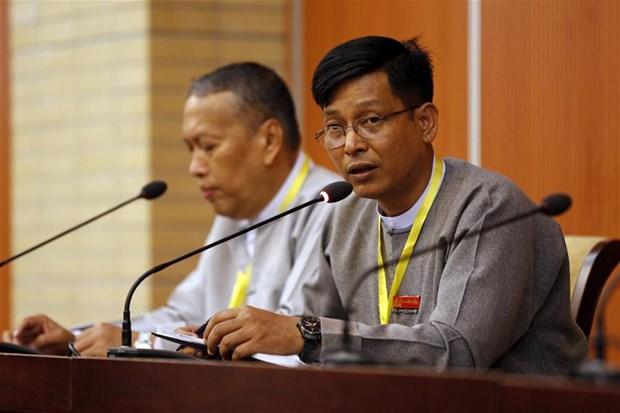 Myanmar : La conference de paix de Panglong enterine 37 points d'accord hinh anh 1