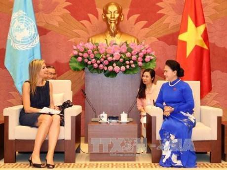 Les relations entre le Vietnam et les Pays-Bas sont typiques et efficaces hinh anh 1