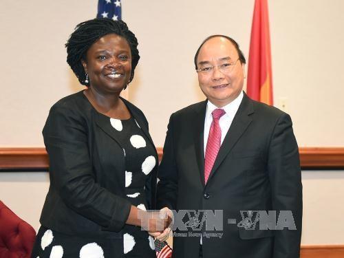 L'economie et le commerce restent le moteur des liens Vietnam-Etats-Unis hinh anh 4