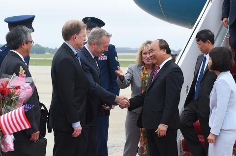 L'economie et le commerce restent le moteur des liens Vietnam-Etats-Unis hinh anh 1