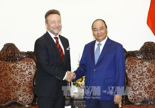 Le Vietnam est pret a creer des conditions favorables aux investisseurs tcheques hinh anh 1