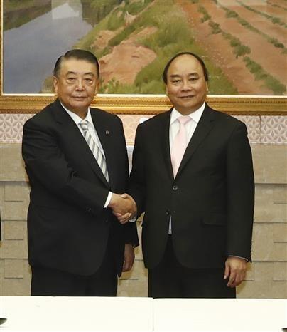 Stimuler le partenariat strategique approfondi entre le Vietnam et le Japon hinh anh 1