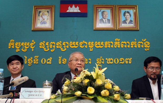 Cambodge : le PPC grand vainqueur des elections communales hinh anh 2