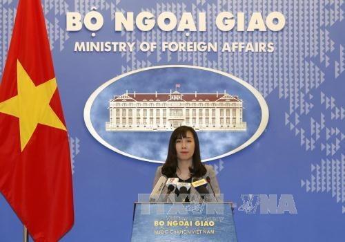Le Vietnam condamne tous les actes terroristes sous n'importe quelle forme hinh anh 1