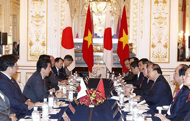 Le Vietnam et le Japon vont renforcer leur partenariat strategique approfondi hinh anh 2