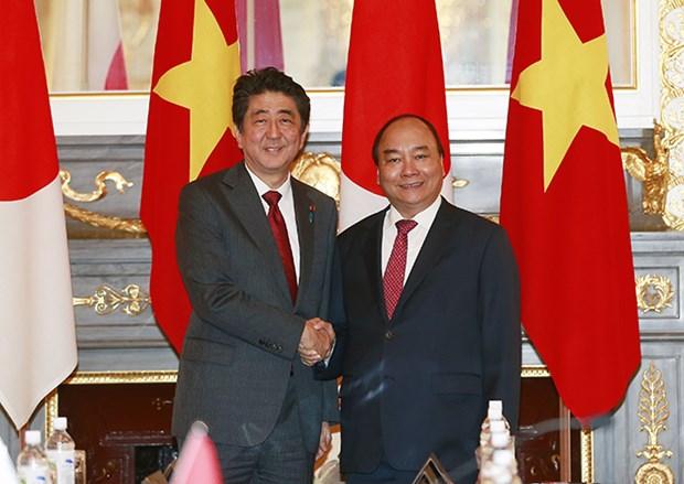 Le Vietnam et le Japon vont renforcer leur partenariat strategique approfondi hinh anh 1