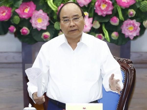 Le gouvernement demande d'oeuvrer au developpement des entreprises hinh anh 1