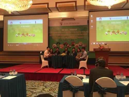 L'agroalimentaire vietnamien a la recherche d'une strategie de labellisation hinh anh 1