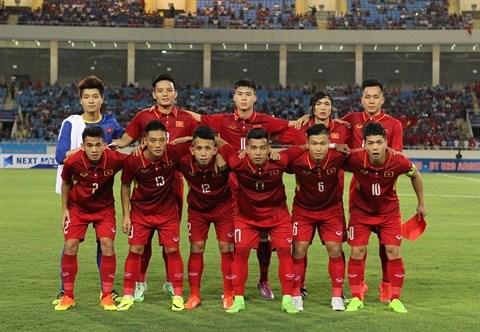 Vietnam-Jordanie, le casse-tete du selectionneur Huu Thang hinh anh 2