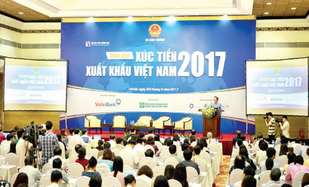 Des pistes pour doper les exportations vietnamiennes hinh anh 1