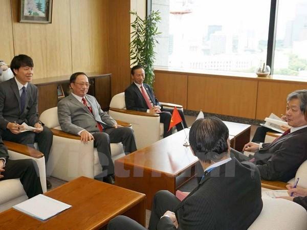 Vietnam et Japon boostent leur cooperation contre la criminalite hinh anh 1