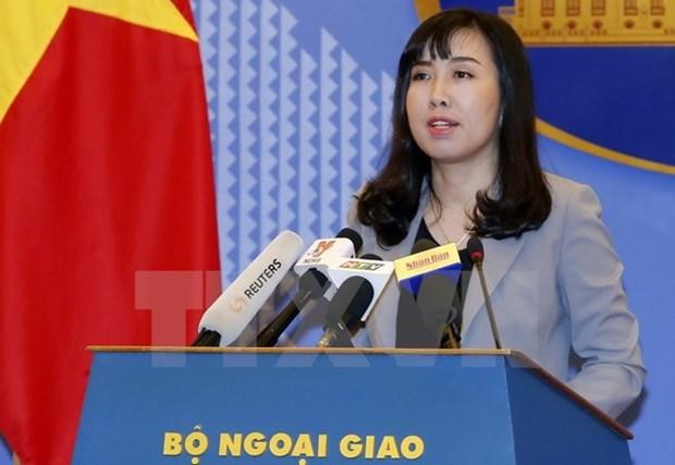 La R. de Coree doit ne pas produire des paroles portant atteinte au sentiment du peuple vietnamien hinh anh 1