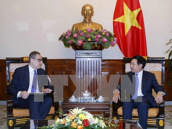 Vietnam et Russie tiennent leur 9e dialogue strategique et leurs consultations politiques hinh anh 1