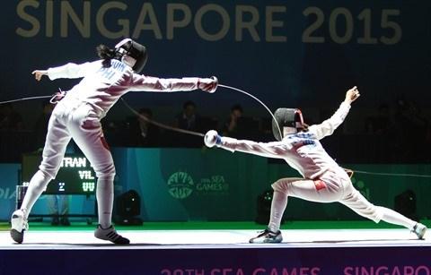Le Vietnam met la barre toujours plus haut aux grands rendez-vous sportifs hinh anh 2