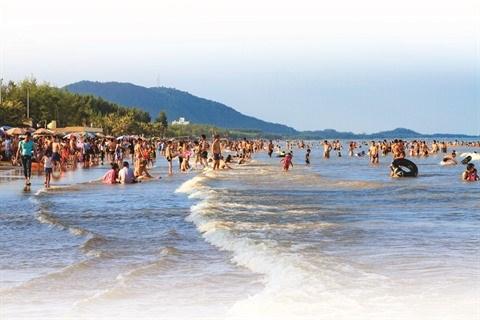 Hai Tien, nouvelle perle du tourisme balneaire a Thanh Hoa hinh anh 1